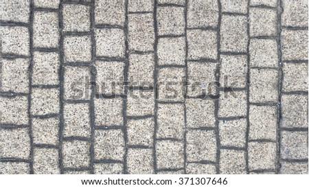 Cobbled Path  - stock photo