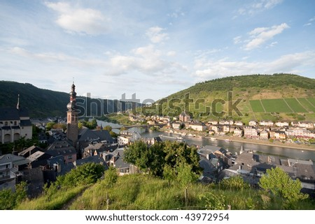 Cochem (Germany) - stock photo