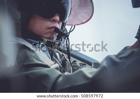 Cockpit, pilots, military pilots, combat pilots , Pilot, soldier, pilot, two soldiers , Fighter pilot, war