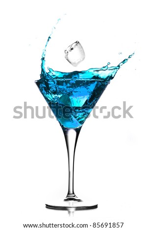 cocktail - stock photo