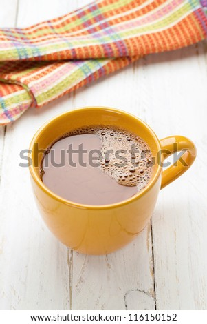 Cocoa - stock photo