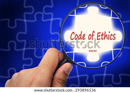 Code of Ethics essay. I need help?