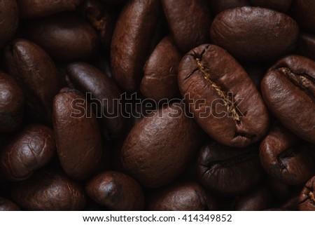 coffee, coffee photo, coffee beans, coffee background, coffee pattern, coffee grains, coffee sale, roasted coffee, brown coffee, coffee wallpaper, coffee macro, coffee beans photo, coffee macro photo - stock photo