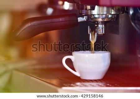 Coffee single coffee mr machines serve espresso and
