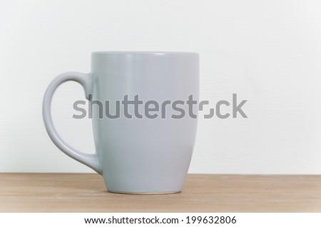 Coffee mug - stock photo