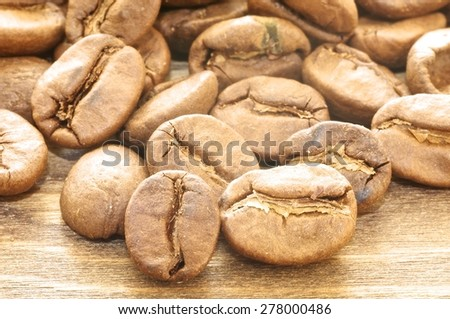 coffee, roast, isolated, extraordinary taste, mocha, table, natural, agriculture, copy, caffeine, white, pot, brown, coffee, beverage, drink, concept, leaf, grind, break, bean, cappuccino, ingredient - stock photo