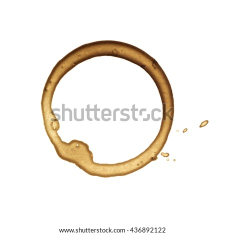 Coffee Stain/ Coffee Stain