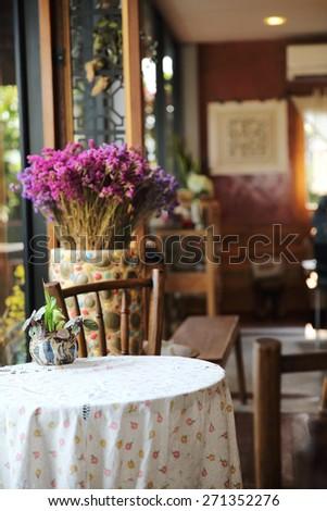 coffeeshop - stock photo