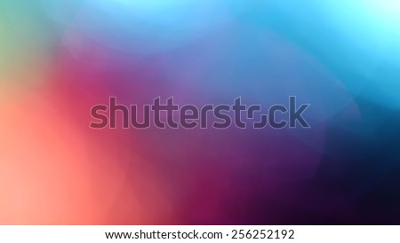 Cold colorful abstract background - stock photo