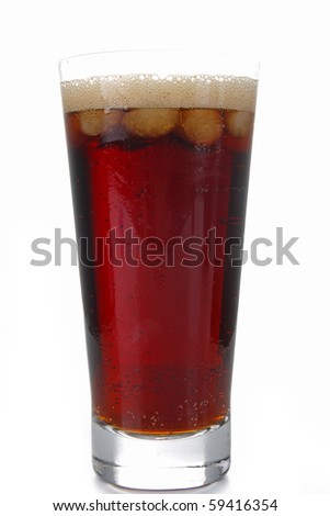 cold drink soda