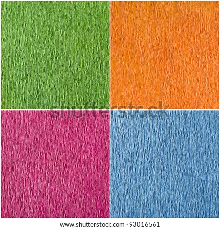 collection color background - stock photo