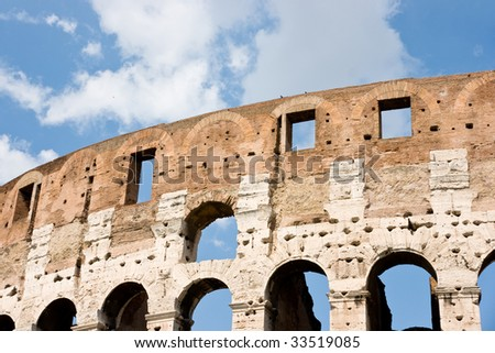 Colloseum - stock photo