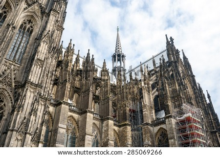 Cologne Cathedral (Koln Dom), Cologne, Germany