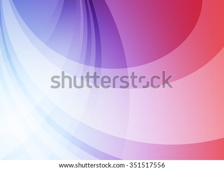 Color abstract background illustration. Template for business card or banner