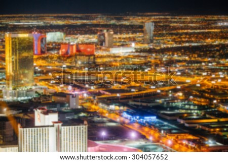 color abstract blurred defocused city background