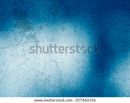 color concrete wall background