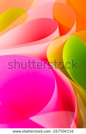color  paper background. - stock photo