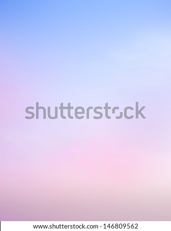 Color sky , background - stock photo