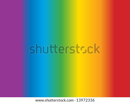 Color spectrum diagram background