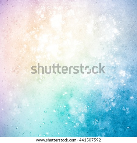 Color summer background. Very blurry textures. The mood of spring, blooming, harmony and joy. Gentle abstract background in light pastel tones    - stock photo