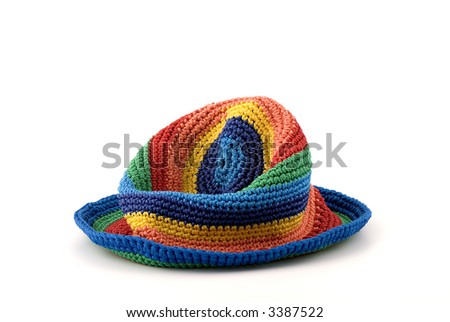 color summer hat