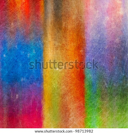 Color water color abstract background - stock photo