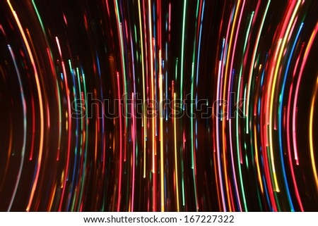 Colored Abstract Background - stock photo