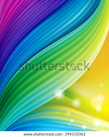 Colored abstract screen wallpaper modern background.  - stock photo