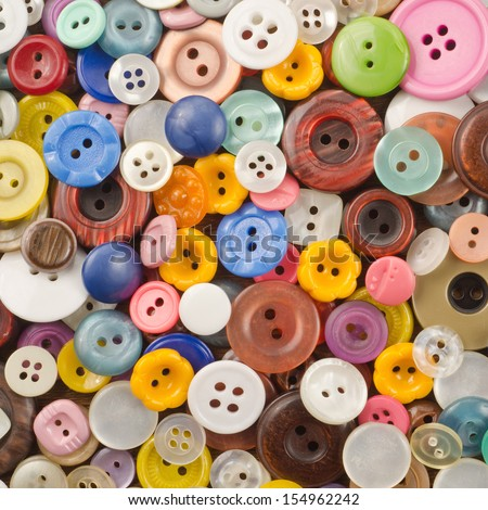 Colored buttons  background  - stock photo