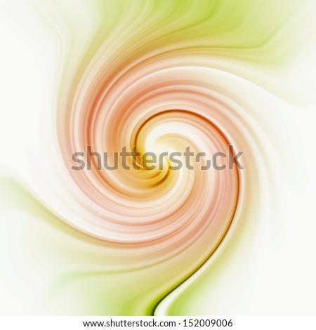 Colored Smoke - stock photo