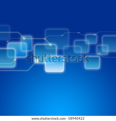 Colorful abstract background for design works - stock photo