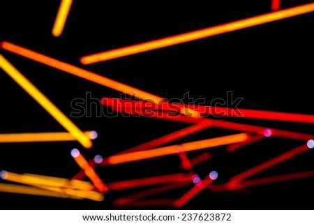 Colorful abstract light background  - stock photo