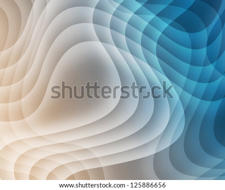 Colorful abstract lines for background - stock photo