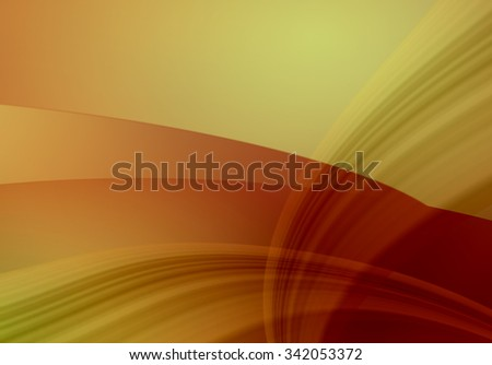 Colorful abstract pattern for backgrounds in yellow and red - stock photo