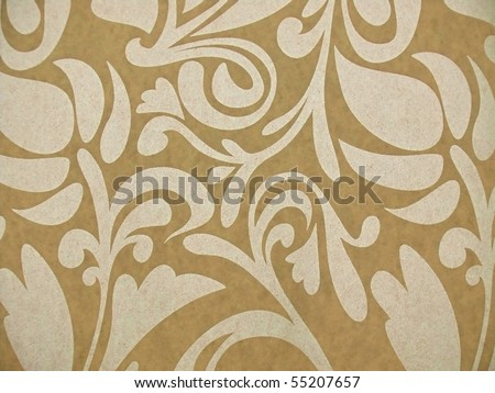 colorful arabesque style decorative background. More of this motif & more backgrounds in my port - stock photo