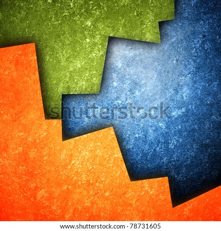 colorful art background - stock photo