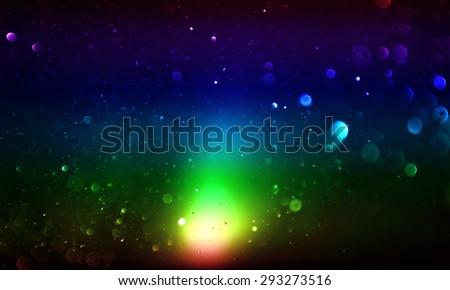 Colorful background. defocused - stock photo