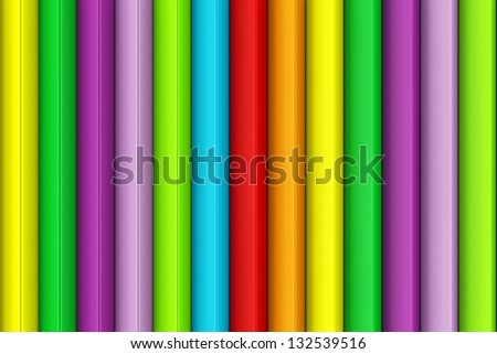 colorful background of the book cover
