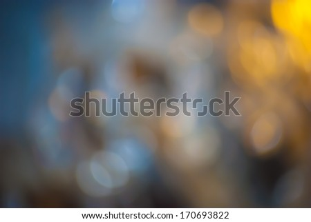 colorful background, out of focus - stock photo