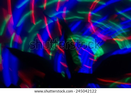 Colorful background with abstract light in movement texture. - stock photo