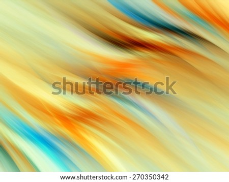 Colorful background with smudges