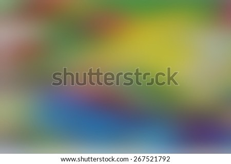 colorful blur abstract background with beautiful gradient - stock photo