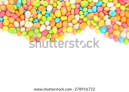 colorful candies - stock photo