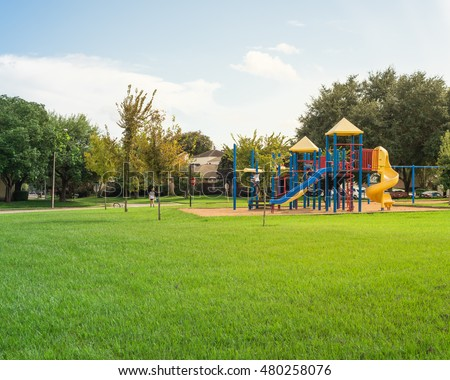 Playground Stock Photos Royalty Free Images Amp Vectors