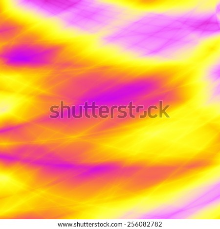 Colorful crazy fun abstract illustration web backdrop - stock photo
