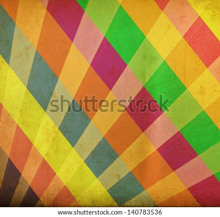 Colorful grunge background - stock photo