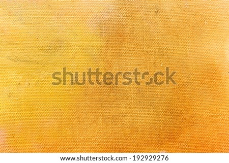Colorful grunge textured hand-painted art abstract canvas background - stock photo