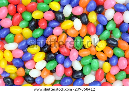 colorful gummy candy for background uses