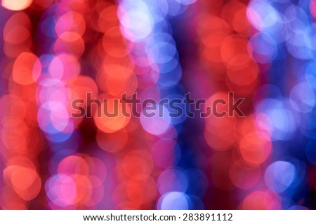 colorful holiday boke photo as background - stock photo