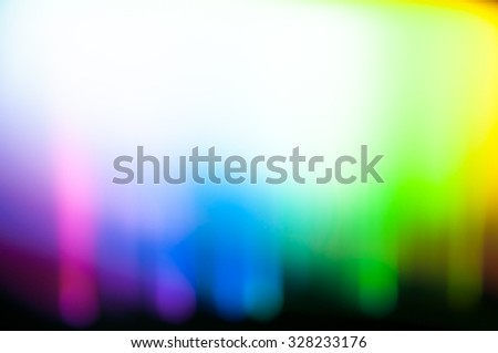 Colorful light background - stock photo
